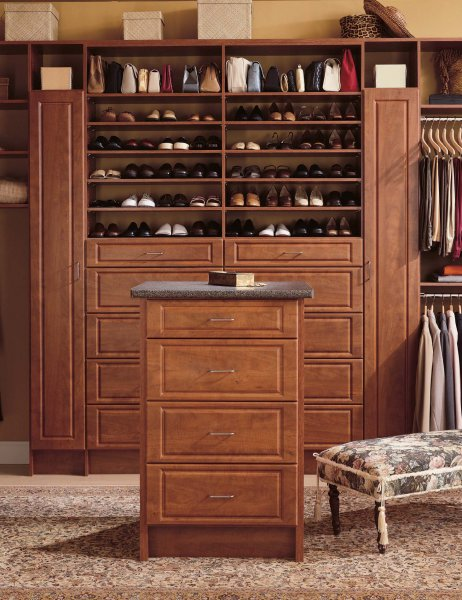 Knoxville Custom Closets And Closet Systems Designed By Tailored Living