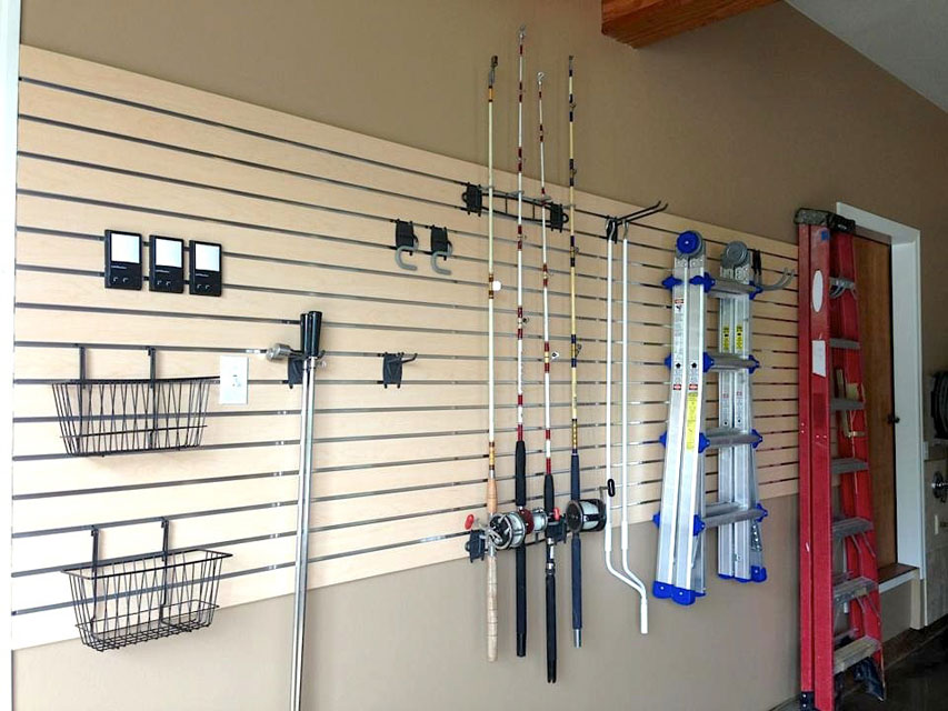 Garage Storage Design Wall Cabinets And Organization In