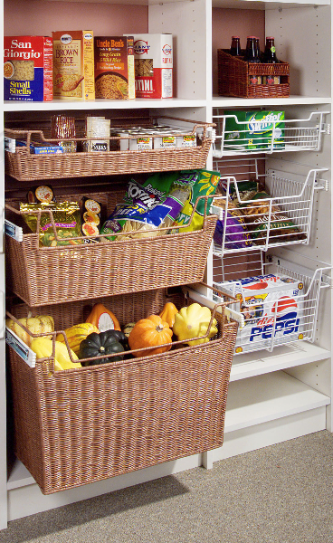 Knoxville Tn Pantry Organizers And Design And Custom Pantry Shelves