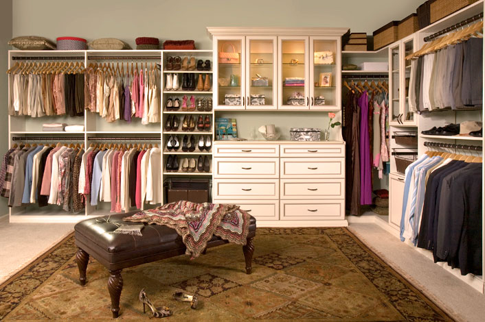 Custom Closets Organization And Design Systems   Closet Organizers    Tailored Living Knoxville